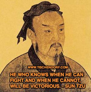 Sun Tzu Principles - Trading Quotes