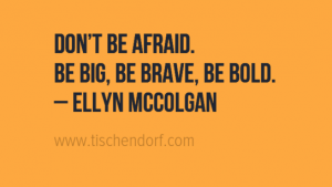 Ellyn McColgan - Quote