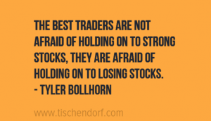 Tyler Bollhorn - Trading Quote