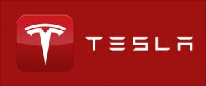 TSLA Tesla Motors Logo Elon Musk